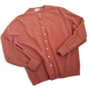 1950s Garland Dreamspun Vintage Cardigan Sweater